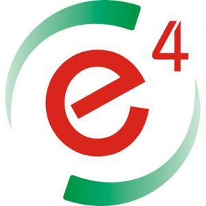 Logo e4 srl